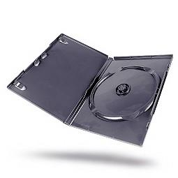Les boîtiers DVD