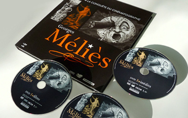 Georges Méliès en coffret DVD