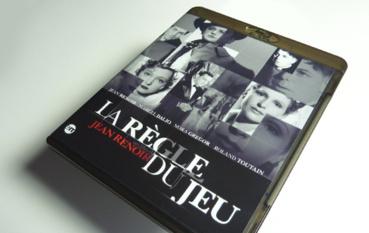 La Règle du Jeu de Jean Renoir en Blu-Ray