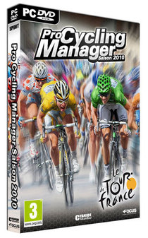 Pro Cycling Manager 2010 en DVD