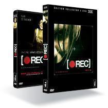 REC, en DVD