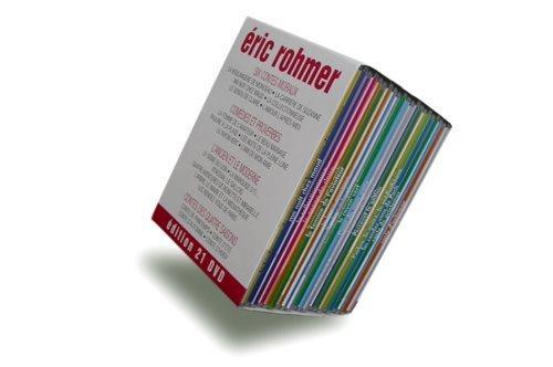 Eric Rohmer - Coffret DVD 21 films