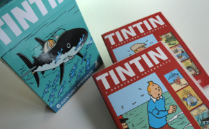 Tintin, 6 aventures intégrales en DVD