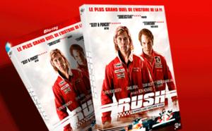 RUSH en DVD et Blu-ray : le plus grand duel de l'histoire de la Formule 1