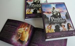 Le Poulet aux Prunes de Marjane Satrapi et Vincent Paronnaud en DVD