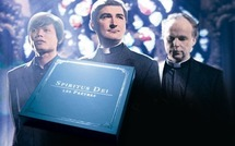 Spiritus Dei - Les Prêtres, en Coffret Collector CD et DVD