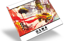 Strange Traffic d'OZMA… le nouvel album CD