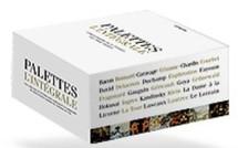 Palettes L'intégrale » en coffret 18 DVD