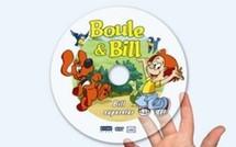 Boule & Bill - Une vie de chien !
